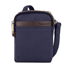 Travelon Anti-Theft Courier Mini Crossbody Bag