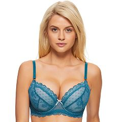 Women's Perfects Australia Bre Lace Push Up Balconette Bra 14UBR317