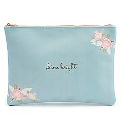 LC Lauren Conrad 'Shine Bright' Cosmetic Bag