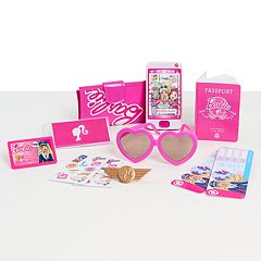 Barbie Passport Tote Bag Set
