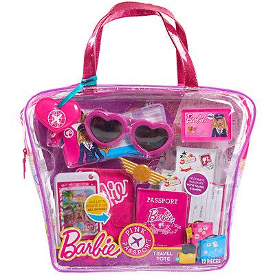 Barbie Passport Tote Bag Set