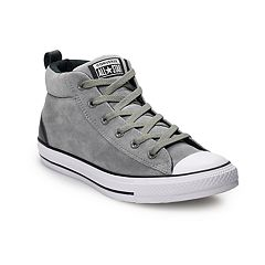 Men's Converse Chuck Taylor All Star Street Mid Suede Sneakers