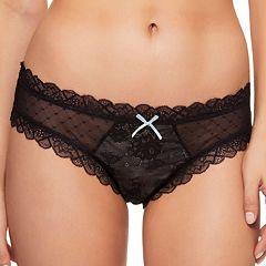 Women's Perfects Australia Bre Lace and Mesh Bikini Panty 14UBK317