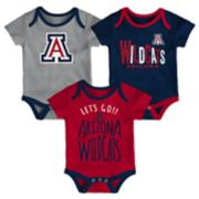 Baby Arizona Wildcats Little Tailgater Bodysuit Set