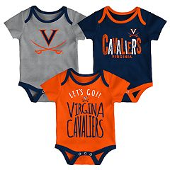 Baby Virginia Cavaliers Little Tailgater Bodysuit Set