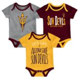 Baby Arizona State Sun Devils Little Tailgater Bodysuit Set