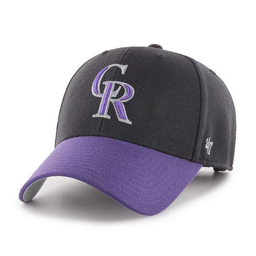 5e4b2c6d699 Men s  47 Brand Colorado Rockies MVP Hat