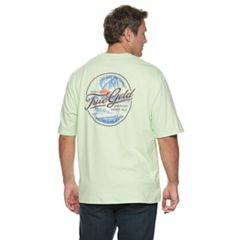 Big & Tall IZOD Tropical Graphic Tee