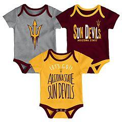 Baby Arizona State Sun Devils Little Tailgater Bodysuit Set