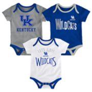 Baby Kentucky Wildcats Little Tailgater Bodysuit Set