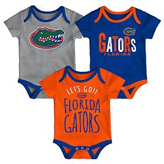 Baby Florida Gators Little Tailgater Bodysuit Set