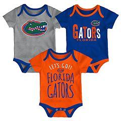 Baby Florida Gators Little Tailgater Bodysuit Set