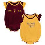 Baby Girl Arizona State Sun Devils Homecoming Bodysuit Set
