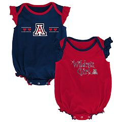 Baby Girl Arizona Wildcats Homecoming Bodysuit Set