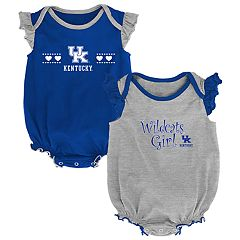 Baby Girl Kentucky Wildcats Homecoming Bodysuit Set