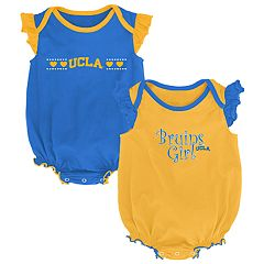 Baby Girl UCLA Bruins Homecoming Bodysuit Set