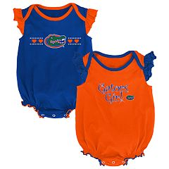 Baby Girl Florida Gators Homecoming Bodysuit Set