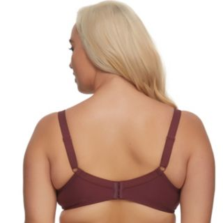 Full Figure Paramour by Felina Lace Nursing Bra 905013
