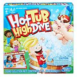 Hot Tub High Dive Game by Hasbro Games