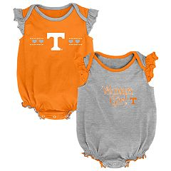 Baby Girl Tennessee Volunteers Homecoming Bodysuit Set