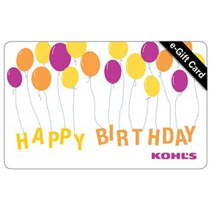 Celebrate E Gift Card Regular