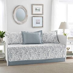 Laura Ashley Lifestyles Amberley 5-piece Daybed Set