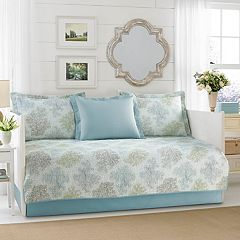 Laura Ashley Lifestyles Saltwater 5-piece Daybed Set