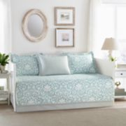 Laura Ashley Lifestyles Mia 5-piece Daybed Set