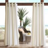 Madison Park Bolinas Stripe Outdoor Curtain