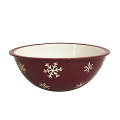 St. Nicholas Square® Yuletide Serving Bowl