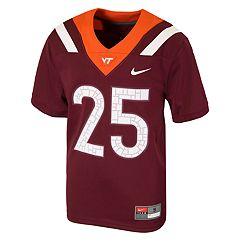 Boys 8-20 Nike Virginia Tech Hokies Jersey