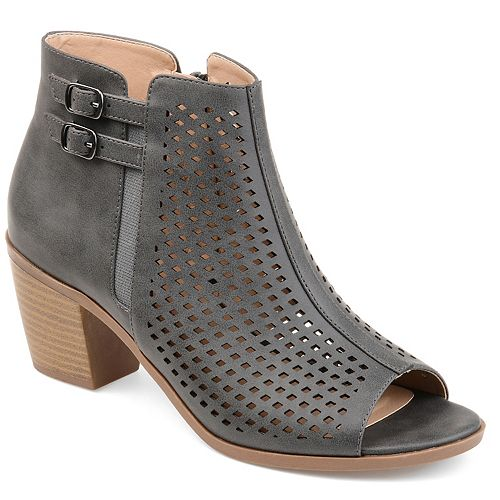 Journee Collection Harlem Women's Ankle Boots