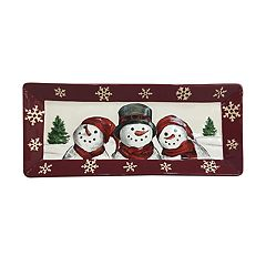 St. Nicholas Square® Yuletide Treat Tray