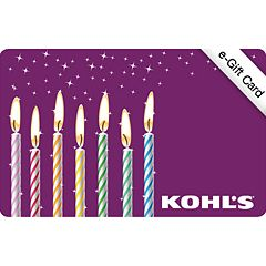 Candles E-Gift Card