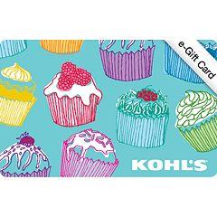 Cupcakes E-Gift Card
