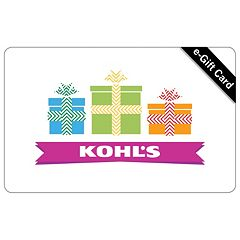 Gift Boxes E-Gift Card