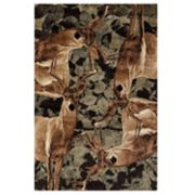 United Weavers Woodside Deer Kin Rug