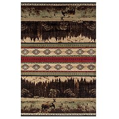 United Weavers Woodside Woodland Meadows Rug