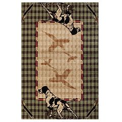 United Weavers Woodside Hunter's Lookout Rug