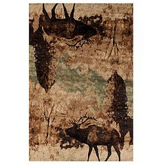 United Weavers Woodside Wanderer Rug