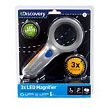 Discovery Lighted Magnifying Glass