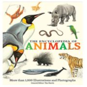 The Encyclopedia of Animals Book