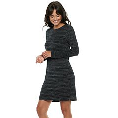 Women's Apt. 9® Crewneck Sweaterdress