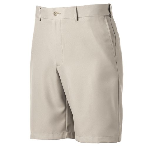 Big & Tall Grand Slam Expandable Waistband Performance Golf Shorts