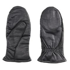 Women's Apt. 9® Leather Mittens
