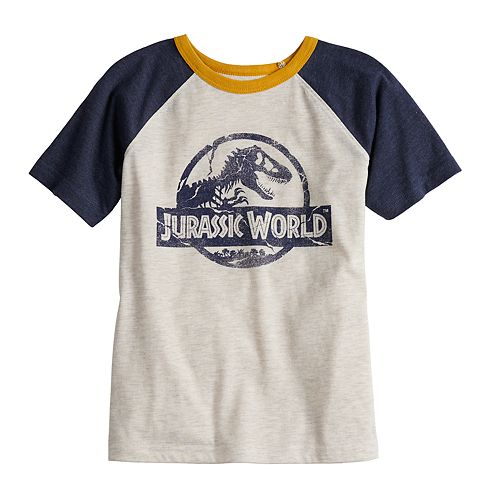 Boys 4-10 Jumping Beans® Jurassic World Distressed Graphic Tee