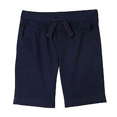 Boys 4-18 Chaps Knit-Waist Shorts