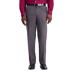 Men's Haggar® Work to Weekend® PRO Stretch Classic-Fit Flat-Front Casual Pants