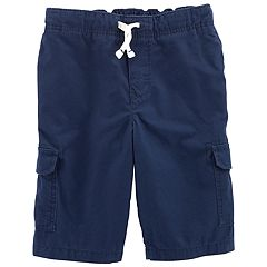 Boys 4-12 Carter's Khaki Cargo Shorts