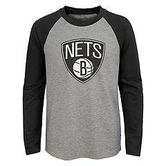 Boys 4-18 Brooklyn Nets Fadaway Tee